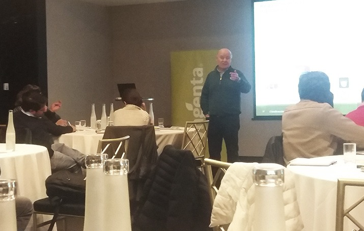 Workshop de Postcosecha Syngenta